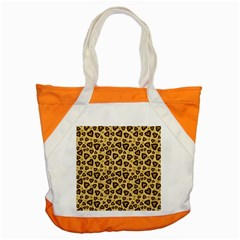 Leopard Heart 01 Accent Tote Bag by jumpercat