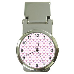 Pixel Hearts Money Clip Watches by jumpercat