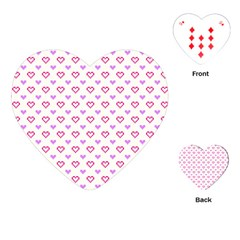 Pixel Hearts Playing Cards (heart)  by jumpercat
