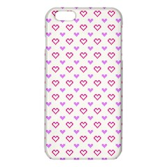 Pixel Hearts Iphone 6 Plus/6s Plus Tpu Case by jumpercat