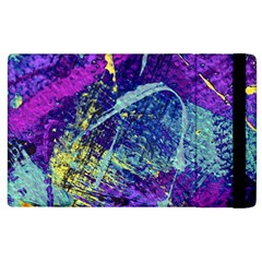Ink Splash 01 Apple Ipad 3/4 Flip Case by jumpercat