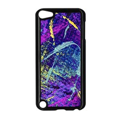 Ink Splash 01 Apple Ipod Touch 5 Case (black) by jumpercat