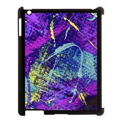 Ink Splash 01 Apple Ipad 3/4 Case (black) by jumpercat