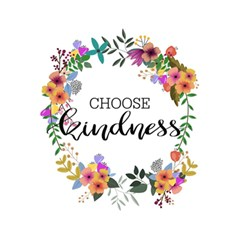 Choose Kidness 5 5  X 8 5  Notebooks by SweetLittlePrint