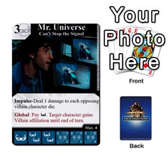 Jack Dm Firefly Deck 2 Front - DiamondJ