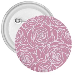Pink Peonies 3  Buttons by 8fugoso