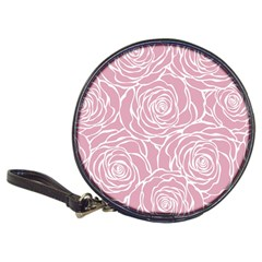 Pink Peonies Classic 20 Cd Wallets by 8fugoso