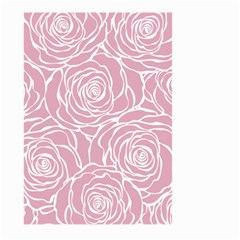 Pink Peonies Large Garden Flag (two Sides) by 8fugoso