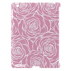 Pink Peonies Apple Ipad 3/4 Hardshell Case (compatible With Smart Cover) by 8fugoso