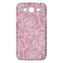 Pink Peonies Samsung Galaxy Mega 5 8 I9152 Hardshell Case  by 8fugoso