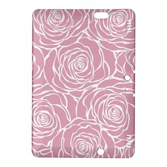 Pink Peonies Kindle Fire Hdx 8 9  Hardshell Case by 8fugoso