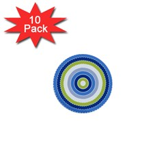 Oracle 01 1  Mini Buttons (10 Pack)  by jumpercat