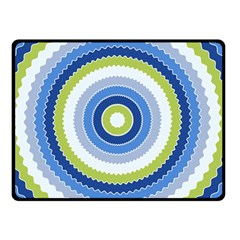 Oracle 01 Double Sided Fleece Blanket (small)  by jumpercat