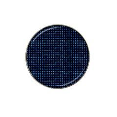Sci Fi Tech Circuit Hat Clip Ball Marker
