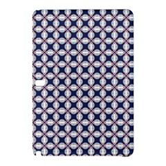 Kaleidoscope Tiles Samsung Galaxy Tab Pro 12 2 Hardshell Case by jumpercat