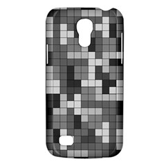 Tetris Camouflage Urban Galaxy S4 Mini by jumpercat