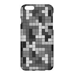 Tetris Camouflage Urban Apple Iphone 6 Plus/6s Plus Hardshell Case by jumpercat