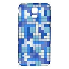 Tetris Camouflage Marine Samsung Galaxy S5 Back Case (white) by jumpercat