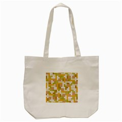Tetris Camouflage Desert Tote Bag (cream) by jumpercat