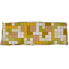 Tetris Camouflage Desert Body Pillow Case (dakimakura) by jumpercat