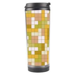 Tetris Camouflage Desert Travel Tumbler by jumpercat