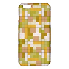 Tetris Camouflage Desert Iphone 6 Plus/6s Plus Tpu Case by jumpercat