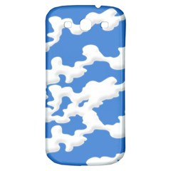 Cloud Lines Samsung Galaxy S3 S Iii Classic Hardshell Back Case by jumpercat