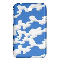 Cloud Lines Samsung Galaxy Tab 3 (7 ) P3200 Hardshell Case  by jumpercat