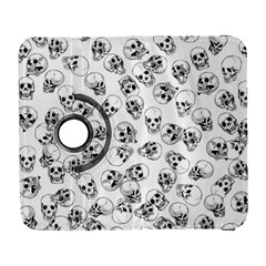 A Lot Of Skulls White Galaxy S3 (flip/folio) by jumpercat