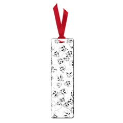 A Lot Of Skulls White Small Book Marks by jumpercat