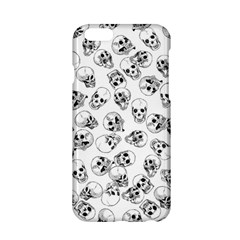 A Lot Of Skulls White Apple Iphone 6/6s Hardshell Case by jumpercat