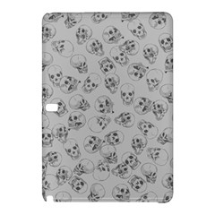 A Lot Of Skulls Grey Samsung Galaxy Tab Pro 12 2 Hardshell Case by jumpercat