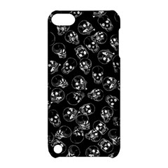 A Lot Of Skulls Black Apple Ipod Touch 5 Hardshell Case With Stand by jumpercat