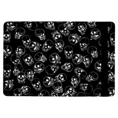 A Lot Of Skulls Black Ipad Air Flip by jumpercat