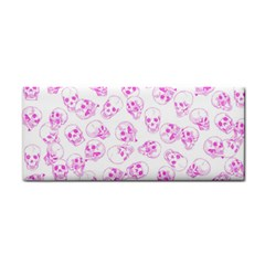 A Lot Of Skulls Pink Cosmetic Storage Cases by jumpercat