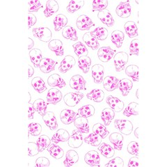 A Lot Of Skulls Pink 5 5  X 8 5  Notebooks by jumpercat