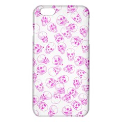 A Lot Of Skulls Pink Iphone 6 Plus/6s Plus Tpu Case by jumpercat