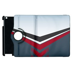 Modern Shapes Apple Ipad 2 Flip 360 Case by jumpercat
