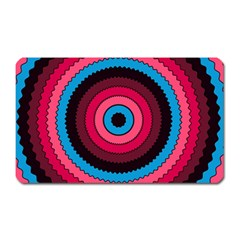 Oracle 02 Magnet (rectangular) by jumpercat
