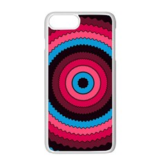 Oracle 02 Apple Iphone 8 Plus Seamless Case (white) by jumpercat