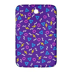 Retro Wave 1 Samsung Galaxy Note 8 0 N5100 Hardshell Case  by jumpercat