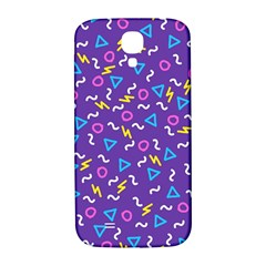 Retro Wave 1 Samsung Galaxy S4 I9500/i9505  Hardshell Back Case by jumpercat
