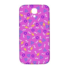 Retro Wave 2 Samsung Galaxy S4 I9500/i9505  Hardshell Back Case by jumpercat