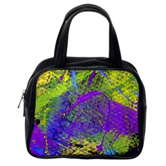 Ink Splash 02 Classic Handbags (one Side) by jumpercat