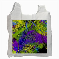 Ink Splash 02 Recycle Bag (one Side) by jumpercat