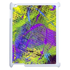 Ink Splash 02 Apple Ipad 2 Case (white) by jumpercat