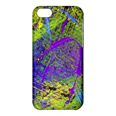 Ink Splash 02 Apple Iphone 5c Hardshell Case by jumpercat