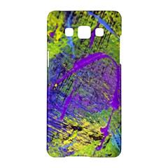 Ink Splash 02 Samsung Galaxy A5 Hardshell Case  by jumpercat