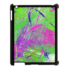 Ink Splash 03 Apple Ipad 3/4 Case (black) by jumpercat