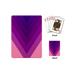 Tri 01 Playing Cards (mini)  by jumpercat
